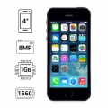 IPHONE 5S 16GB (A1530_MF352VN/A) ĐEN