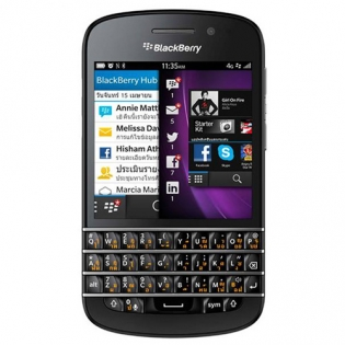 BLACKBERRY Q10 ...