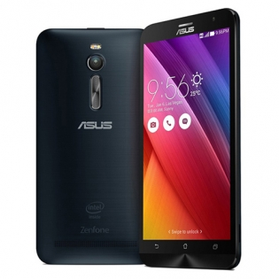 ASUS ZENFONE 2 (ZE550ML-1A061WW - 1.8GHZ/2GB/16GB) ĐEN