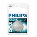 Pin Philips minicell CR2032