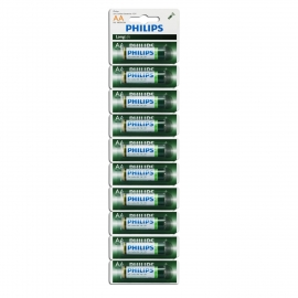 PIN PHILIPS CARBON AA R6L10S