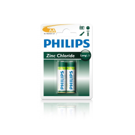 PIN PHILIPS CARBON AA R6L2B
