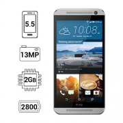 HTC ONE E9 DUAL PEARL WHITE