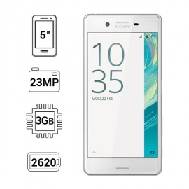 SONY XPERIA X TRẮNG (F5122 VN/W)