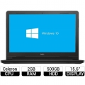Laptop Dell Inspiron 15-N3552-V5C007W 15.6 inch (Black)