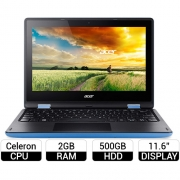 Laptop Acer R3-131T-C70L 11.6 inch (Xanh)
