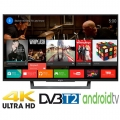 Android Tivi Led Sony 43 inch KD-43X8000D VN3 4K Đen