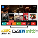 Android Tivi Led Sony 49 inch KD-49X8000D/S VN3 4K Bạc