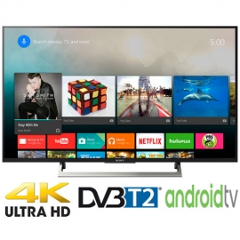 Android Tivi Sony 43 inch KD-43X8000E VN3 LED 4K