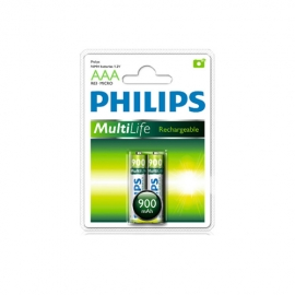 PIN SẠC PHILIPS R03B2A90/97AAA