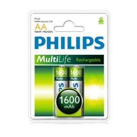 PIN SẠC PHILIPS R6B2A160/97AA