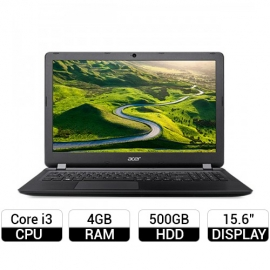 Laptop Acer Aspire ES1-572-32GZ (Đen)