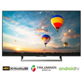 Android Tivi Sony 55 inch KD55X8000E/S LED 4K (Bạc)