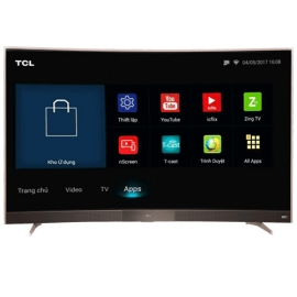 Android Tivi cong TCL 55 inch L55P3-CF LED
