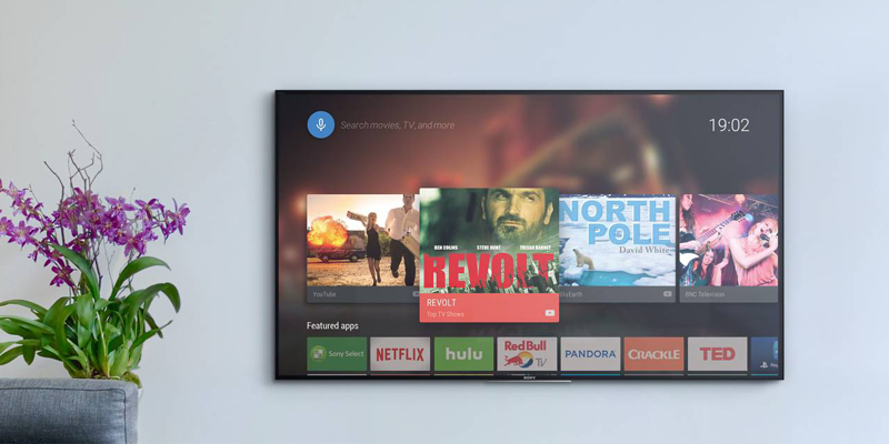Sony KD-75X9400E Android TV